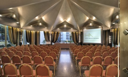 Sale Meeting e Conferenze Hotel 4 Stelle Superior Rimini