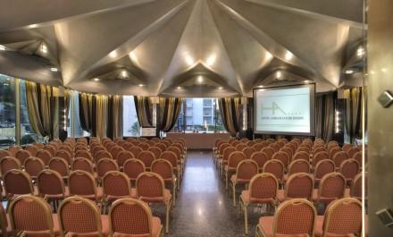 Sale Meeting e Conferenze Hotel 4 Stelle Superior Rimini