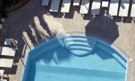 Piscina 4 Stelle Hotel Rimini