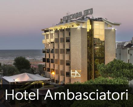 Hotel Ambasciatori Rimini pacchetti all inclusive