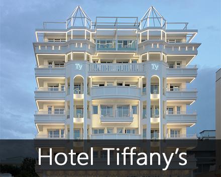 Hotel Tiffany's Riccione all inclusive