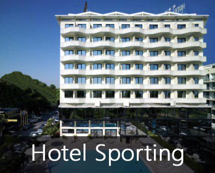 hotel Sporting Rimini all inclusive