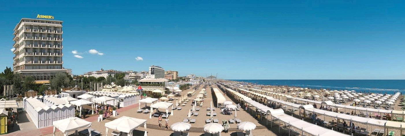 Hotel Abners Rimini