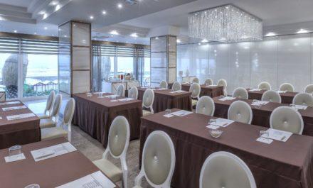 Sala Meeting Hotel Tiffany's 4 stelle Riccione
