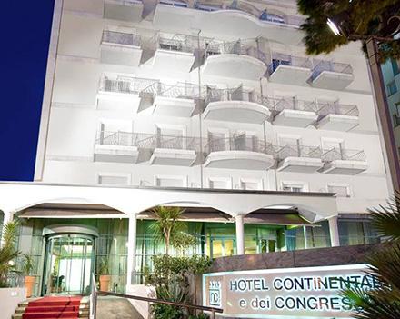 Hotel Continenatal Rimini