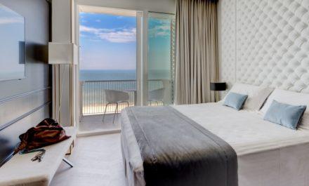 Camere Hotel Abner's Riccione