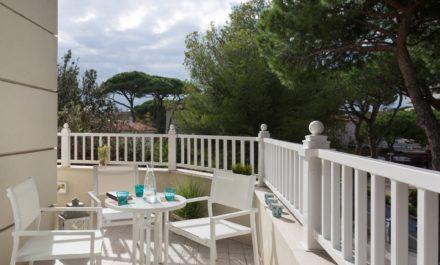 terrazzo White Suite Riccione
