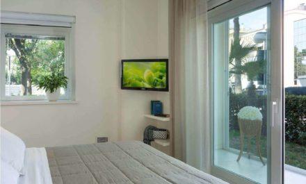 Camera appartamento vacanze Riccione