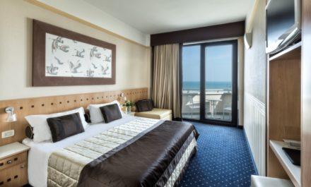 camera panoramic hotel sporting rimini