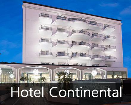Hotel Continental 4 stelle Rimini